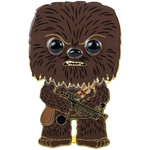 Star Wars - Chewbacca Pop! Enamal Pin #08