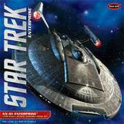 1:350 star trek enterprise nx-01 plastic kit