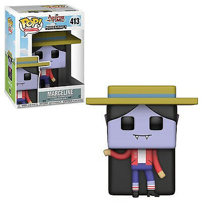 Adventure Time x Minecraft - Marceline Pop! #413