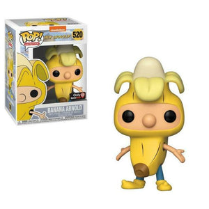 Banana Arnold - Hey Arnold Pop! Vinyl #520