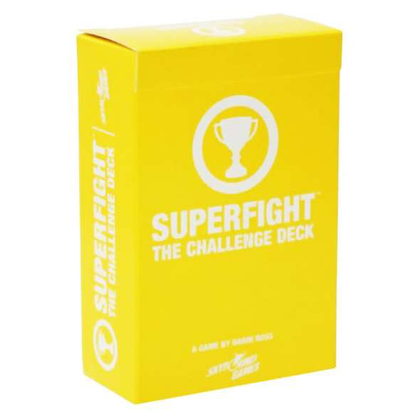 Superfight Expansion - The Challenge Deck