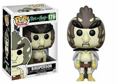 Rick and Morty - Birdperson Pop! Vinyl #176