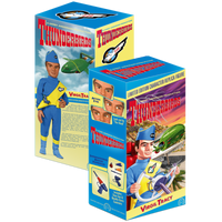 Thunderbirds Limited Edition Action Figure - Virgil Tracy