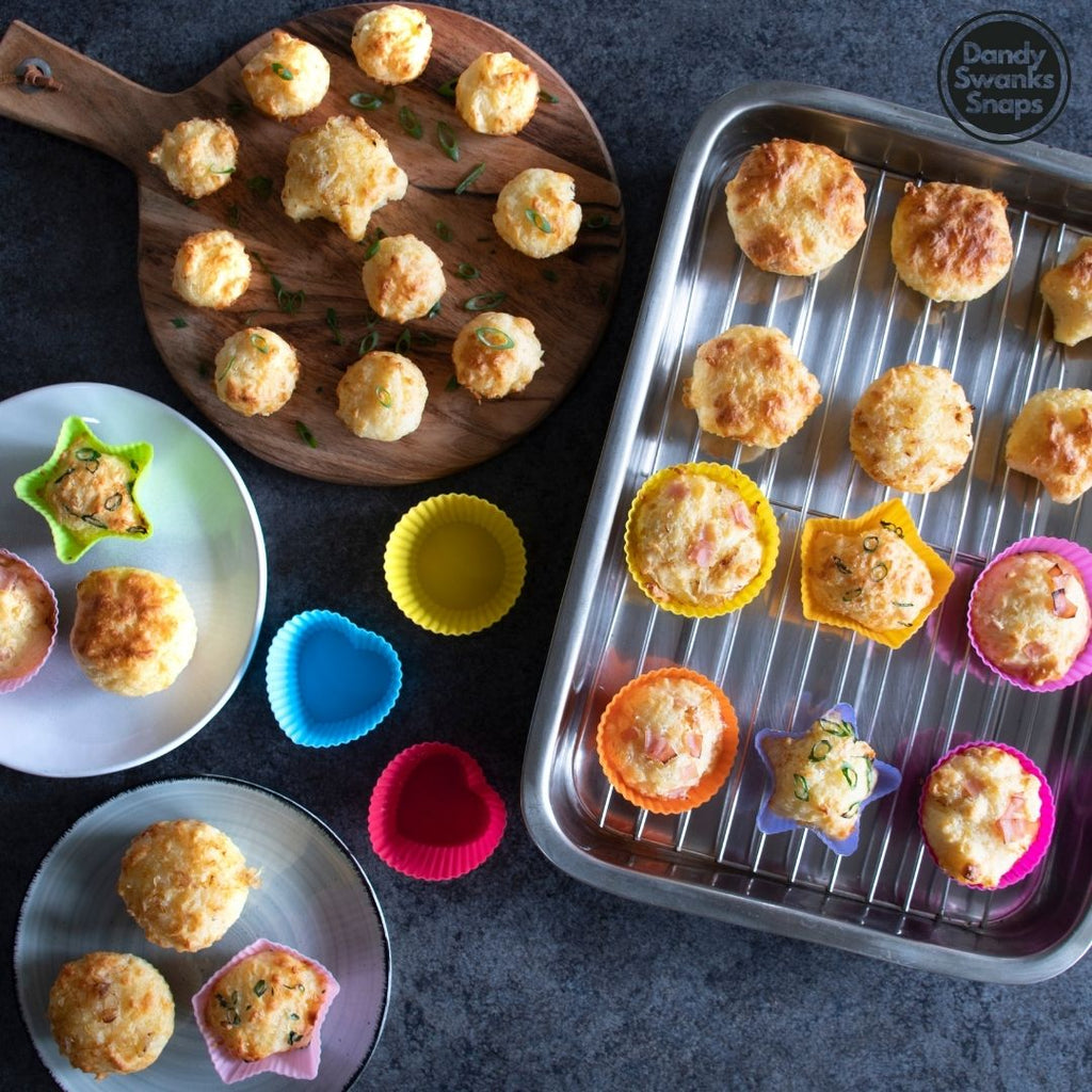 Lunch Box Ideas - Cheese Puffs