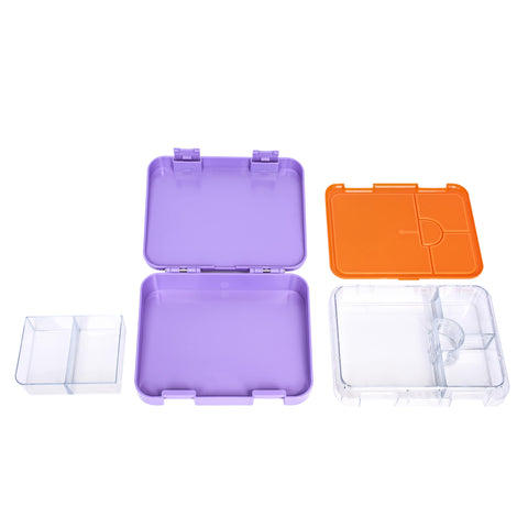 Purple Bento Lunchbox
