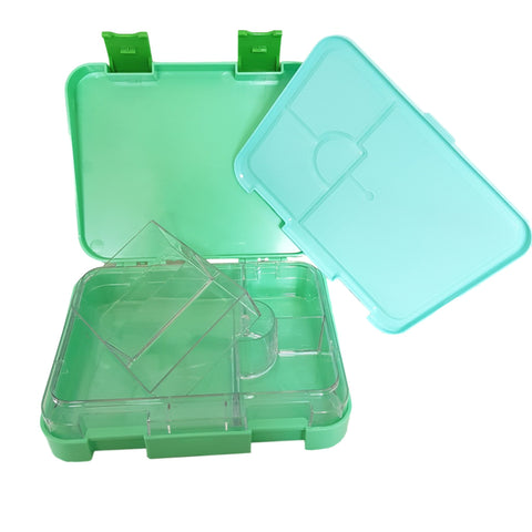 DEj KidS Green Bento Lunchbox / Lunch box
