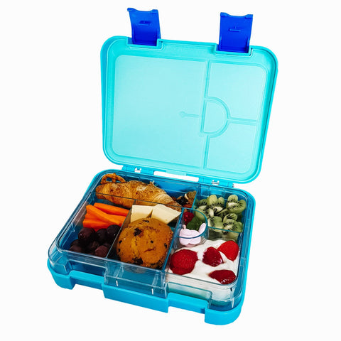 DEj KidS Bites Leakproof & Mold Proof Bento Lunchbox