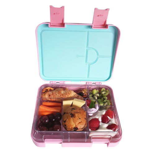 DEj KidS Light Pink Bento Lunchbox / Lunch box