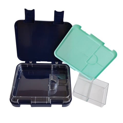 DEj KidS Bites Leakproof & Mould Proof Bento Lunchbox