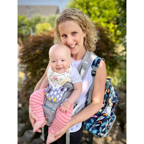 DEj KidS Ergonomic 3-in-1 baby carrier