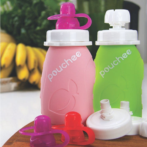 Pouchee DEj KidS Reusable Food Pouch