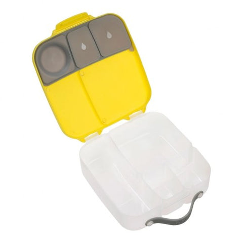 B.Box Kids Lunch box NZ Yellow
