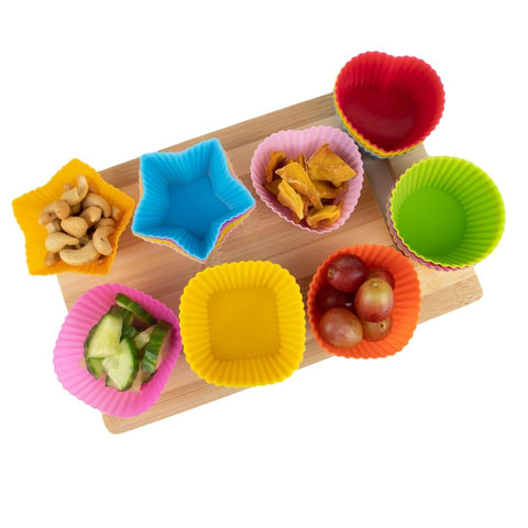 Silicone cupcake moulds DEj KidS