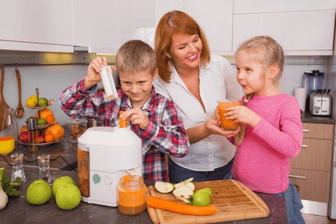 How to get a toddler to eat vegetables - smoothies