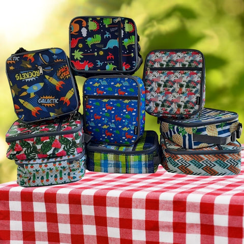 Insulated Lunch Bags DEJ Kids