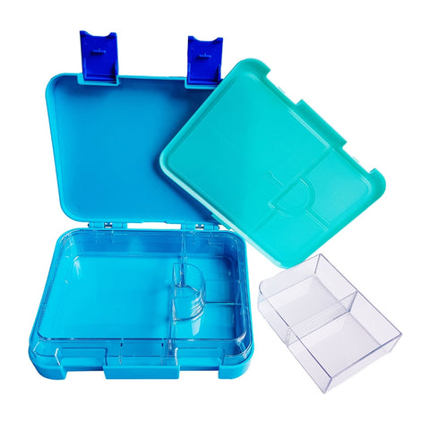 Leakproof Bento lunch box Blue