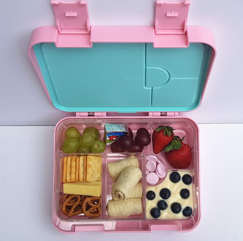 Light Pink Bento Lunchbox