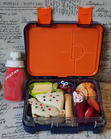 Lunchbox with Pouchee