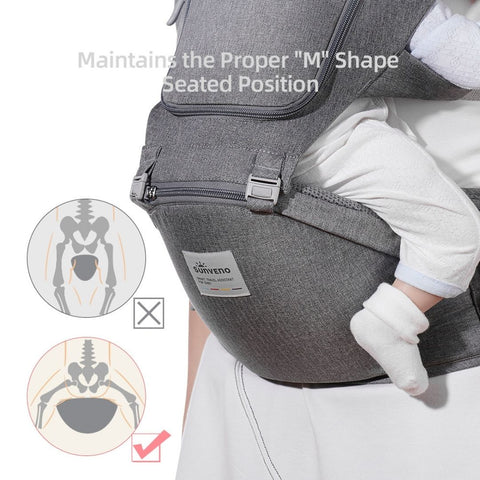 Baby Carrier M shape