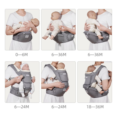 Front Facing baby carrier