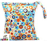Medium Reusable Wet Bag (double pocket)