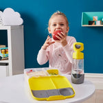 B.box Kids Lunch box NZ Lemon Sherbet