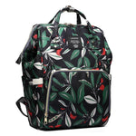 Baby Bag NZ DEJ Kids Green Leaf