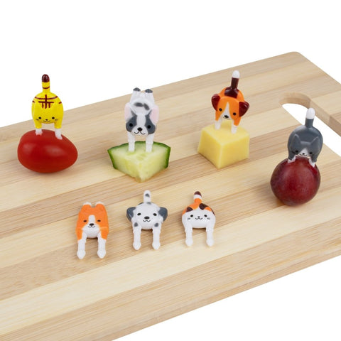 Food Picks Bento Accessories Cats & Dogs