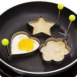 Fried Egg Moulds / Pancake Moulds