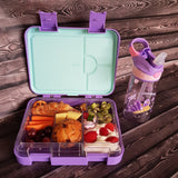 Lunch box Ideas DEJ Kids Purple
