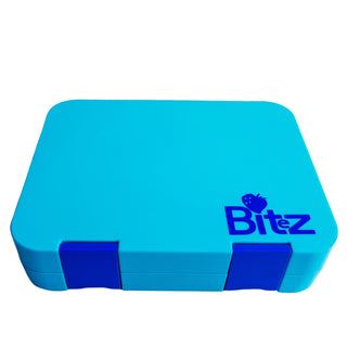 Lunch box New Zealand Blue DEJ Kids Bitez