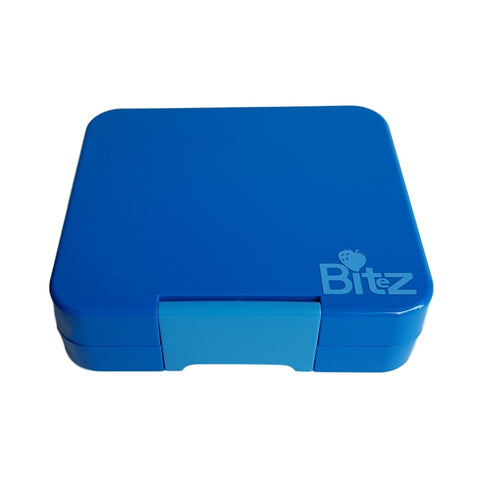 Lunch box New Zealand Blue Snack Box DEJ Kids Bitez