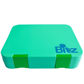 Lunch box New Zealand Green DEJ Kids Bitez