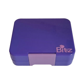 Lunch box New Zealand Purple Snack Box DEJ Kids Bitez