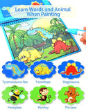 Magic Water Board Coloring Book-DEj KidS NZ