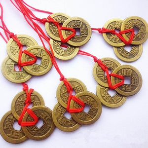 Chinese FengShui Coins For Wealth And Success