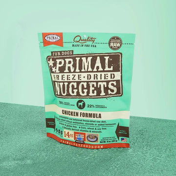 【PRIMAL】 Dog Freeze-Dried Nuggets - Chicken