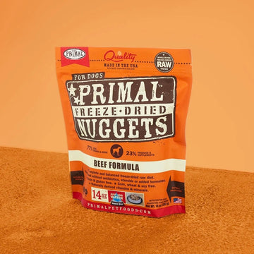 【PRIMAL】 Dog Freeze-Dried Nuggets - Beef