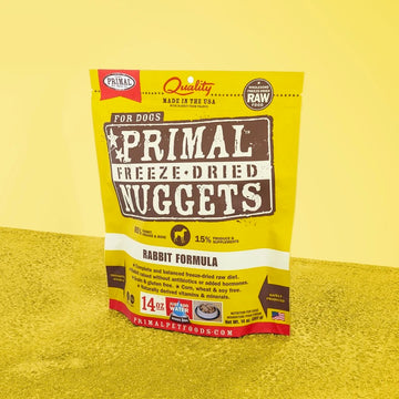 【PRIMAL】 Dog Freeze-Dried Nuggets - Rabbit