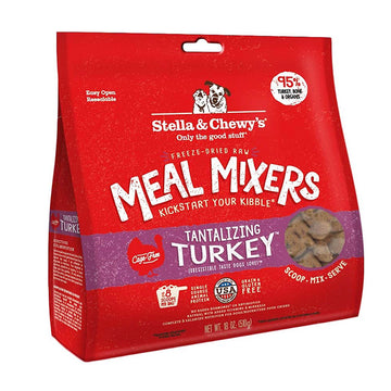 【Stella & Chewy's】Turkey Freeze-Dried Dog Meal Mixer