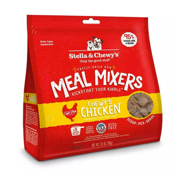 【Stella & Chewy's】Chicken Freeze-Dried Dog Meal Mixer