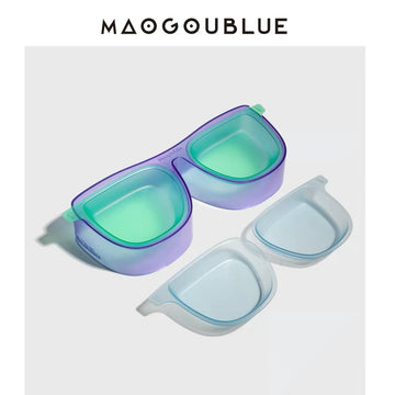 MAOGOUBLUE SUNGLASS DOUBLE BOWL - Limit Edition Purple