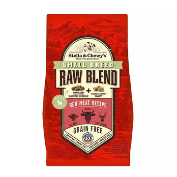 【Stella & Chewy's】Raw Blend Small Breed Red Meat Raw Blend Kibble