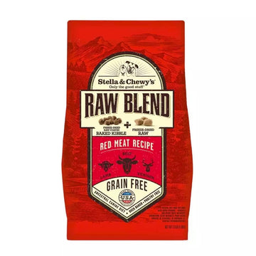 【Stella & Chewy's】Red Meat Raw Blend Kibble