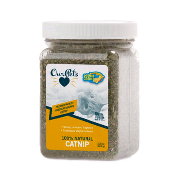 Classic Catnip Leaves 1oz-Treats-PawPawDear