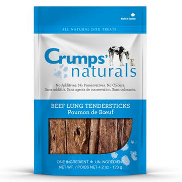Crumps' Naturals Beef Tendersticks 4.2 oz-Dog Treats-PawPawDear