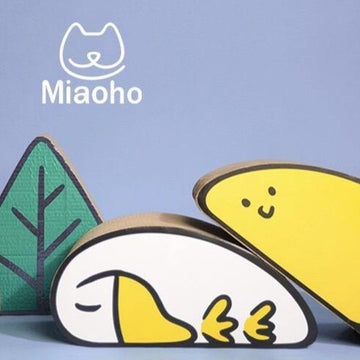 MIAOHO CAT SCRATCHBOARD - Pet Supplies - PawPawDear