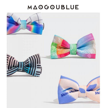 MAOGOUBLUE BOW TIE - Pet Supplies - PawPawDear