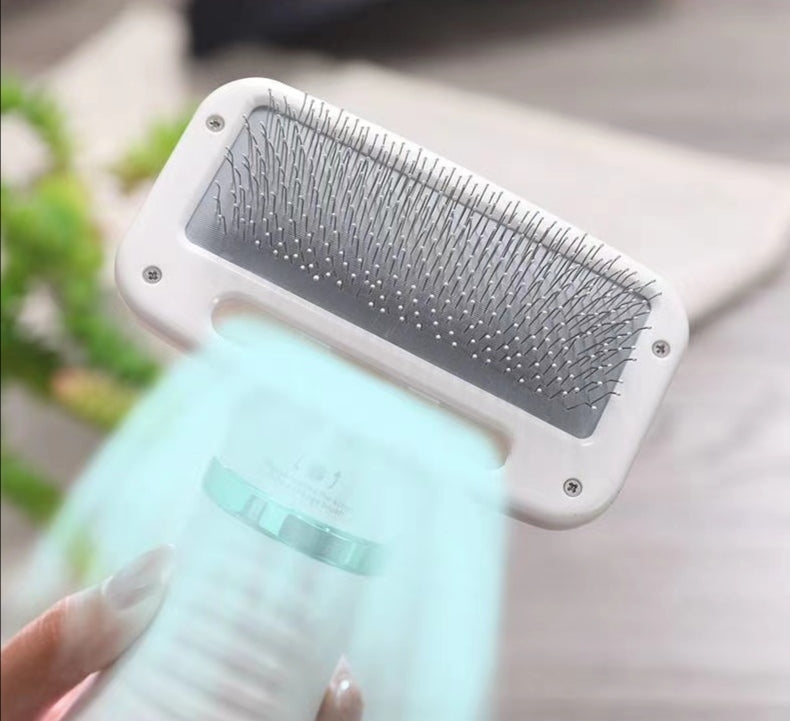 Pet Shower Hairdryer Comb-Grooming-PawPawDear