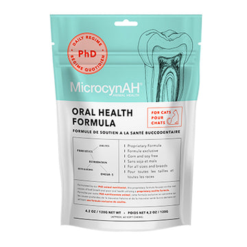 MicrocynAH Oral Health Soft Chews for Cats